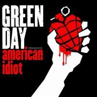 Green Day - American Idiot (2004) (180 Gram Audiophile Vinyl) 2 LP