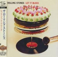 The Rolling Stones - Let It Bleed (1969) - SHM-CD