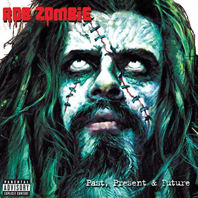 Rob Zombie - Past, Present & Future Album Advance (2003
