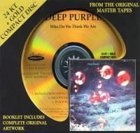 Deep Purple - Who Do We Think We Are (1973) - 24 KT Gold Numbered Limited Edition