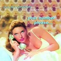 Julie London - Your Number Please... (1959) - Paper Mini Vinyl