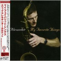 Eric Alexander Quartet - My Favorite Things (2007) - Paper Mini Vinyl