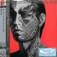 The Rolling Stones - Tattoo You (1981) - SHM-CD Paper Mini Vinyl