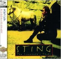 Sting - Ten Summoner's Tales (1993) - SHM-CD