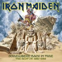 Iron Maiden - Somewhere Back In Time: The Best Of 1980-1989 (2008)