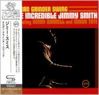 Jimmy Smith - Organ Grinder Swing (1965) - SHM-CD