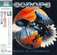 Europe - Wings Of Tomorrow (1984) - Blu-spec CD2