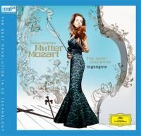 Anne-Sophie Mutter - Mozart The Violin Concertos Highlights (2005) - XRCD24