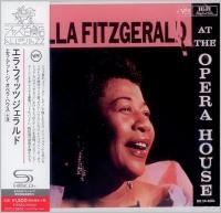 Ella Fitzgerald - Ella At The Opera House (1958) - SHM-CD