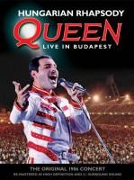 Queen - Hungarian Rhapsody: Queen Live In Budapest (1986) (Blu-ray)