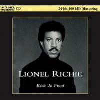 Lionel Richie - Back To Front (1992) - K2HD Mastering CD
