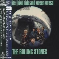 The Rolling Stones - Big Hits (High Tide & Green Grass) (1966) - SHM-CD Paper Mini Vinyl
