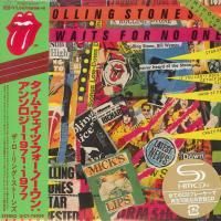 The Rolling Stones - Time Waits For No One: Anthology 1971-1977 (1979) - SHM-CD Paper Mini Vinyl