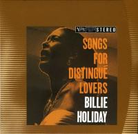 Billie Holiday - Songs For Distingue Lovers (1957) - Verve Master Edition