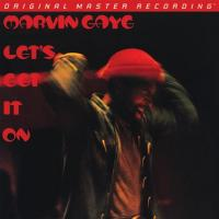 Marvin Gaye - Let's Get It On (1973) - Numbered Limited Edition Hybrid SACD