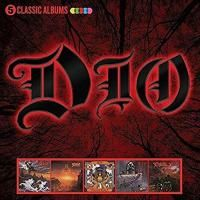 Dio - 5 Classic Albums (2017) - 5 CD Box Set