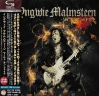 Yngwie Malmsteen - World On Fire (2016) - SHM-CD