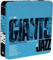 V/A Giants Of Jazz (2012) - 3 CD Tin Box Set Collector's Edition