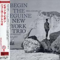 New York Trio - Begin The Beguine (2005) - Paper Mini Vinyl