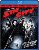 Город грехов (Sin City) (2005) 2 Blu-ray Theatrical & Recut, Extended, and Unrated Versions
