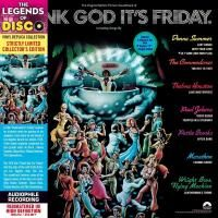 V/A Thank God It's Friday - Soundtrack (1978) - 2 CD Limited Collector's Edition