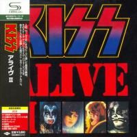 Kiss - Alive II (1977) - 2 SHM-CD Paper Mini Vinyl