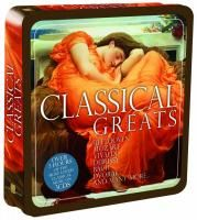 V/A Classical Greats (2010) - 3 CD Tin Box Set Collector's Edition