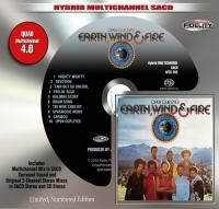 Earth, Wind & Fire - Open Our Eyes (1974) - Hybrid Multi-Channel SACD
