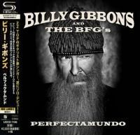 Billy Gibbons And The BFG's - Perfectamundo (2015) - SHM-CD