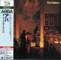 ABBA - The Visitors (1981) - SHM-CD Paper Mini Vinyl