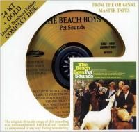 The Beach Boys - Pet Sounds (1966) - 24 KT Gold Numbered Limited Edition