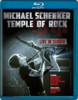 Michael Schenker - Temple Of Rock: Live In Europe (2012) (Blu-ray)