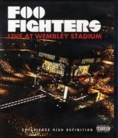 Foo Fighters - Live At Wembley Stadium (2008) (Blu-ray)