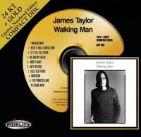 James Taylor - Walking Man (1974) - 24 KT Gold Numbered Limited Edition
