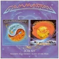 Gamma Ray - Insanity and Genius/Land of the Free (2010) - 2 CD Box Set