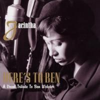 Jacintha - Here's To Ben: A Vocal Tribute To Ben Webster (1998) - Hybrid SACD