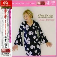 Nicki Parrott - Close To You: Burt Bacharach Song Book (2017) - SACD