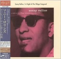 Sonny Rollins - A Night At The Village Vanguard (1958) - SHM-SACD