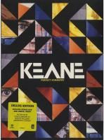 Keane - Perfect Symmetry (2008) - CD+DVD Limited Edition