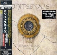 Whitesnake - 1987 (1987) - 2 SHM-CD Deluxe Edition