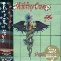 Mötley Crüe - Dr. Feelgood (1989) - SHM-CD Paper Mini Vinyl