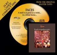 Faces - A Nod Is As Good As A Wink...To A Blind Horse... (1971) - 24 KT Gold Numbered Limited Edition