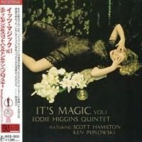 Eddie Higgins Quintet featuring Scott Hamilton & Ken Peplowski - It's Magic Vol.I (2006) - Paper Mini Vinyl