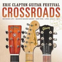 V/A Crossroads - Eric Clapton Guitar Festival 2013 (2013) - 2 CD Box Set