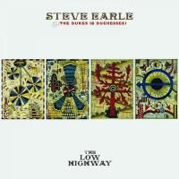 Steve Earle - The Low Highway (2013) - CD+DVD Limited Edition