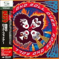 Kiss - Rock & Roll Over (1976) - SHM-CD Paper Mini Vinyl