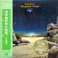 Yes - Tales From Topographic Oceans (1974) - 2 SHM-CD Paper Mini Vinyl