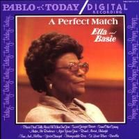 Ella Fitzgerald & Count Basie - A Perfect Match (1980)