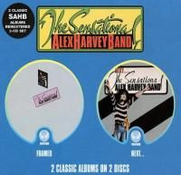 The Sensational Alex Harvey Band - Framed / Next (2002) - 2 CD Box Set