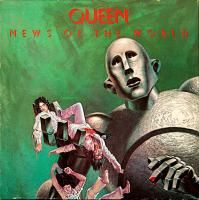 Queen - News Of The World (1977) (180 Gram Audiophile Vinyl, Collector's Edition)